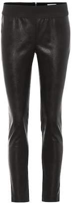 Stella McCartney Darcelle faux leather leggings