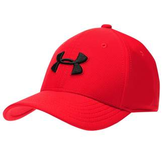 Under Armour Kids Boys Blitzing 3.0 Cap Junior Baseball Tonal Stitching