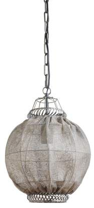 Creative Co-op Metal Pendant Lamp
