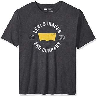 Levi's Men's Big and Tall Fjorder T-Shirt