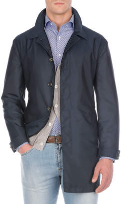 Isaia Extra-Light Double-Face Jacket