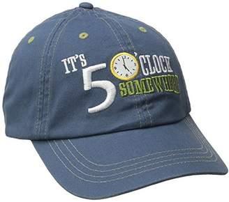 Margaritaville Men's Five O'Clock Logo Hat