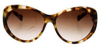 MICHAEL Michael KorsMichael Kors Oversize Gradient Sunglasses