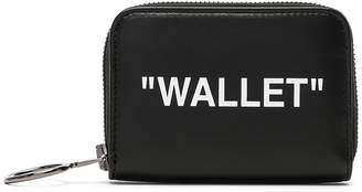 Off-White Off White Medium Wallet