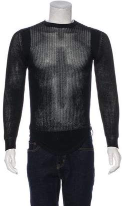 Givenchy Wide-Knit Sweater w/ Tags