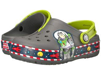 Crocs Crocband Fun Lab Buzz Lights Clog (Toddler/Little Kid)
