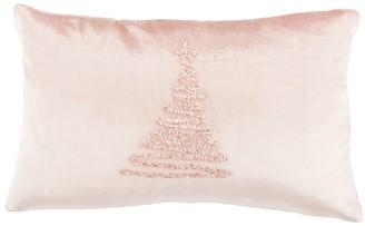 Safavieh Enchanted Christmas Oblong Throw Pillow