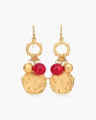 Merlot Cluster Earrings