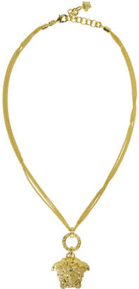 Versace Gold Medusa Chain Necklace