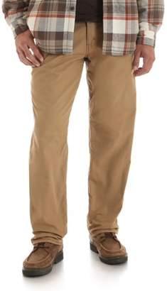 Wrangler Big Men's Fleece Lined Carpenter Pant