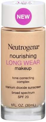 Neutrogena Long Wear Liquid Make-Up, Classic Ivory, 1 Fluid Ounce