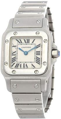 Cartier Santos Galbee 1565 Watch - Vintage