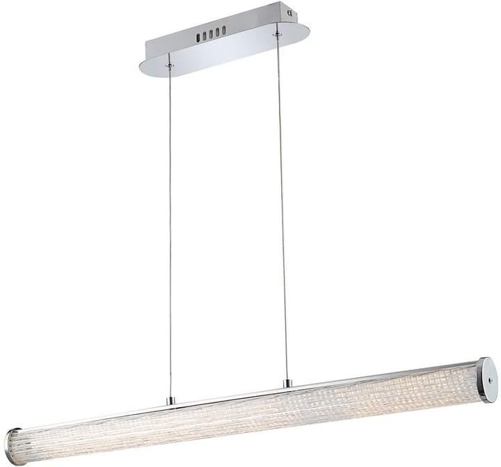 Globo Lighting EEK A+, LED-Pendelleuchte Tubu 1-flammig