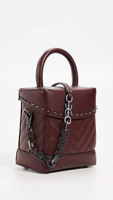 Sam Edelman Charlie Qulited Box Bag