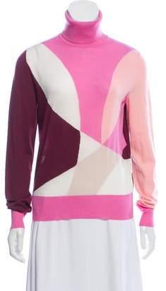 Emilio Pucci Merino Wool Turtleneck Sweater
