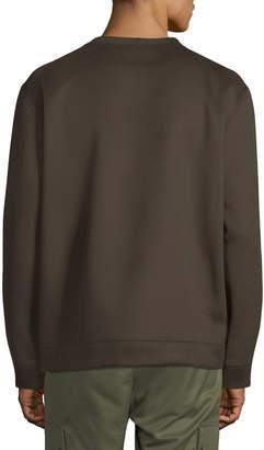 Valentino Men's Wool-Cashmere Jersey Sweatshirt