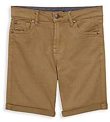 7 For All Mankind Little Boy's Five-Pocket Shorts
