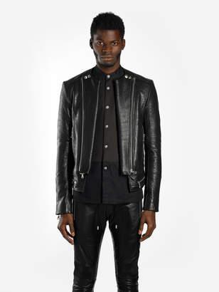 Balmain Leather Jackets