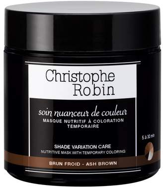 Christophe Robin Shade Variation Care Ash Brown