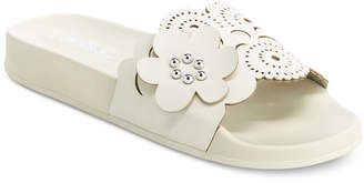 Nanette Lepore Nanette by Maria Pool Slides Women's Shoes
