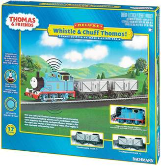 Thomas & Friends Whistle & Chuff Thomas HO Scale Electric Train Set by Bachmann