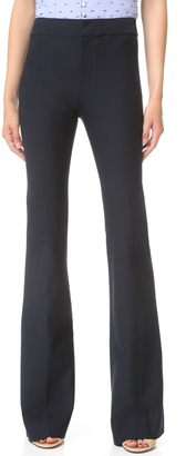 Derek Lam 10 Crosby Flare Trousers $345 thestylecure.com