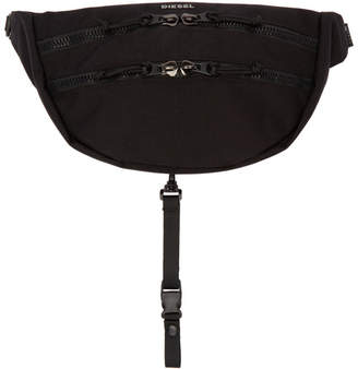 Diesel Black F-Urbhanity Bum Bag