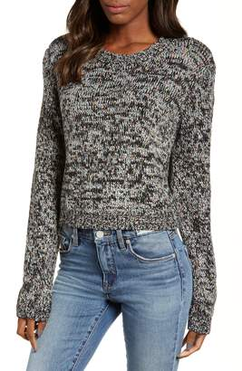 Cotton Emporium Crop Sweater