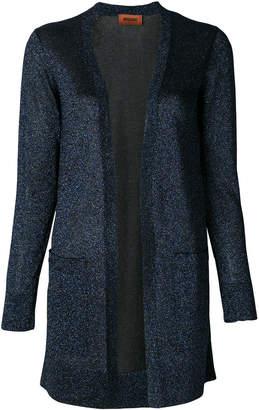 Missoni long open-front cardigan