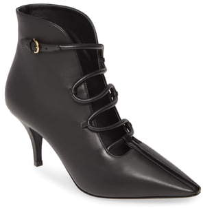 Salvatore Ferragamo Ciconia Lace-Up Bootie