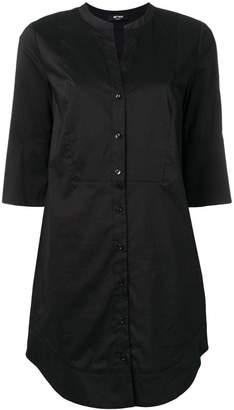 Twin-Set longline buttoned shirt