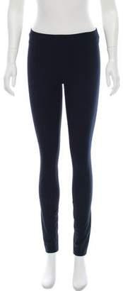 Helmut Lang Casual Mid-Rise Legging