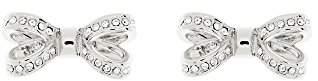 Ted Baker Olitta Mini Opulent Pave Bow Earrings TBJ1563-01-02