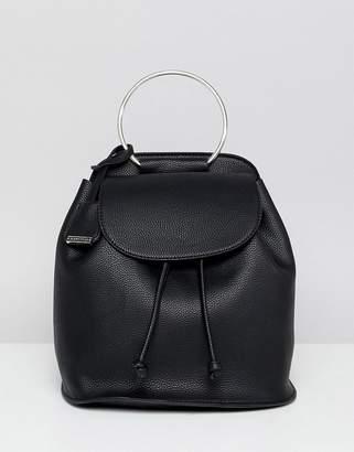 Glamorous Black Backpack