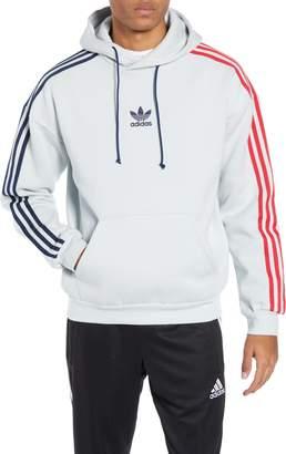 adidas 3-Stripe Hoodie Sweatshirt
