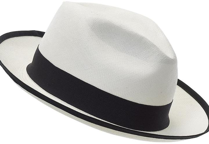 Piped Fedora Hat