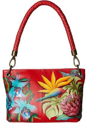 Anuschka 634 Medium Shoulder Bag Handbags