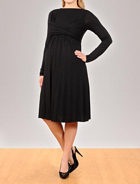 Apeainthepod Bailey 44 Long Sleeve Maternity Dress