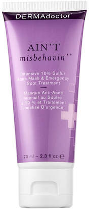 Dermadoctor DERMDOCTOR Ain't Misbehavin' Intensive 10% Sulfur Acne Mask & Emergency Spot Treatment