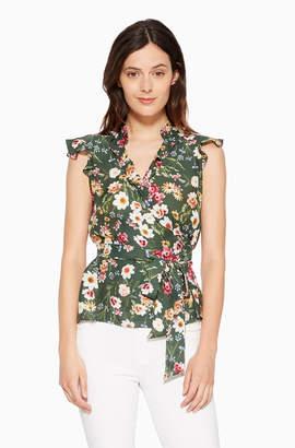 Parker Miranda Floral Top