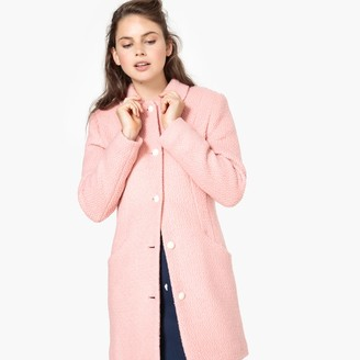 La Redoute COLLECTIONS Classic Wool Mix Coat