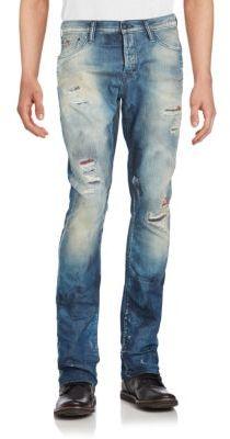 Pangaroo Five-Pocket Jeans $400 thestylecure.com