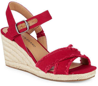 Lucky Brand Margaline Wedge Espadrille
