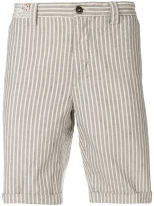 Incotex striped shorts