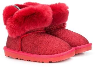 MonnaLisa slip-on winter boots