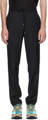 Lanvin Black Drawstring Trousers