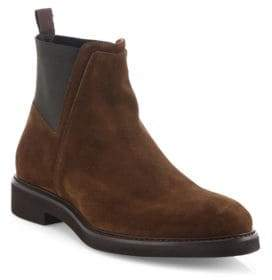 Aquatalia Weatherproof Leather Chelsea Boots