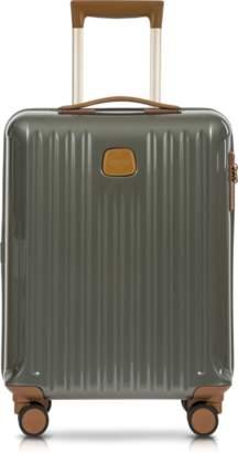 Bric's Capri Grey Polycarbonate Hard Case Cabin Trolley