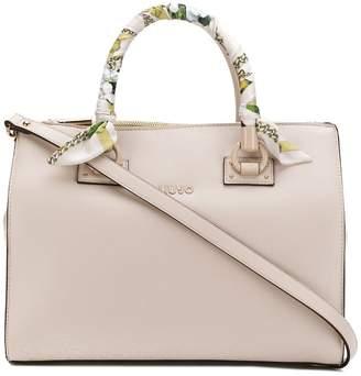 Liu Jo structured tote bag