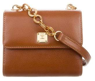 53f752a642 MCM Leather Structured Crossbody
